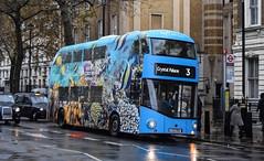 LT705 Abellio London (KLTP14) Tags: lt705 abellio london nrm newbusforlondon newroutemaster allover advert visit egypt