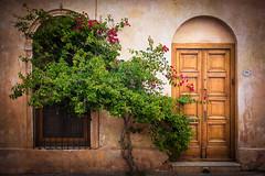 Colonia Door (michellelynn) Tags: colonia del sacramento uruguay door street south america coloniadelsacramento
