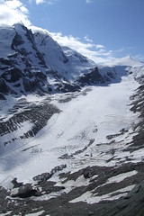 Pasterze Glacier, 31.05.2009. (Dāvis Kļaviņš) Tags: austria heiligenblut panoramio