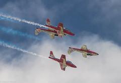 RCAF Snowbirds (Debajyoti M) Tags: rcaf rcafsnowbirds airshow newbrunswick nbphoto flickrlovers flickrlover canada aviationaward wow nikond5100 autofocus d5100 skyphoto outdoor airshowatlantic