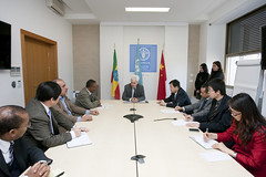 12023h9784 (FAO News) Tags: china italy rome europe ethiopia agreements signingceremony southsouthcooperationssc technicalcooperationprogrammetcp assistantdirectorgeneraladg