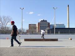 Scadding Court (- Jacques) Tags: street people toronto ditch skateboarding keep keep2 keep3 lx5 ditch2 ditch3 ditch6 ditch8 ditch9 ditch10 ditch4 ditch5 ditch7