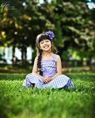 (Kyle Hess Photography) Tags: portrait cloud girl kid nikon child little sb600 85mm f 600 gary f18 18 softbox sb diffuser d3 fong 24x24
