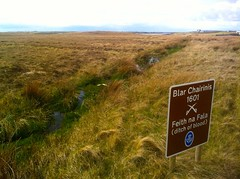 The Ditch of Blood, Battle of Carinish, 1601, North Uist