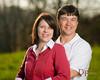 L&J Engagement (David Pinkerton) Tags: portrait engagement couple plm strobist singhrayvarind nikkor70200mmf28vrii einstein640 vagabondmini