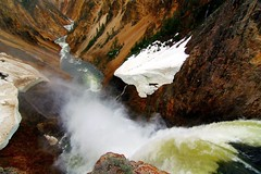 Lower Falls (Nikhil K) Tags: yellowstone tokina1116mmf28
