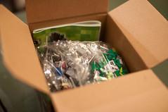 Doos open (Michel Vuijlsteke) Tags: lego minecraft