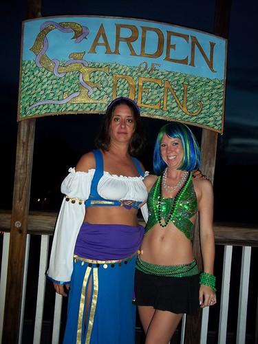 Fantasy Fest The Bull Whistle Garden Of Eden A Photo On Flickriver