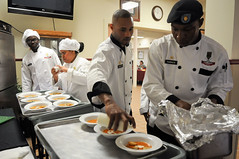 6184 (1st Infantry Division & Fort Riley) Tags: food army arts service culinary fortriley bigredone 1stinfantrydivision