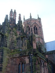 Photo of Nantwich Church England
