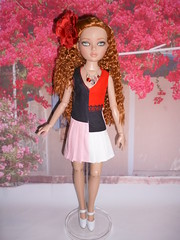 Inspiration Paul Smith (Le petit atelier de Valentine) Tags: robert paul doll wilde smith poupe tonner ellowyne