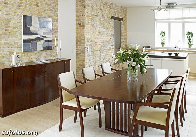 Salas de jantar decoradas (42)