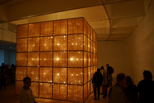 Ai Weiwei, Cube Light, 2008