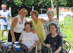 Grandmom's Wake 31 (tineb07) Tags: friends colleen 2006 brush kelly dolores sanza