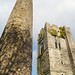 St. Columba's church and Round tower Swords