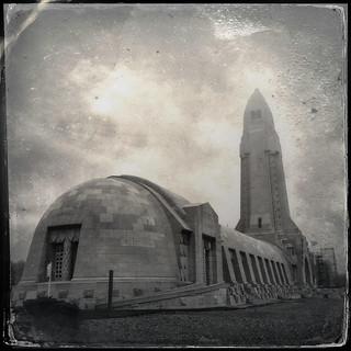 The Ossuary of Verdun