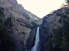 Lower Yosemite Falls, California (Alex Lenkei) Tags: california loweryosemitefalls