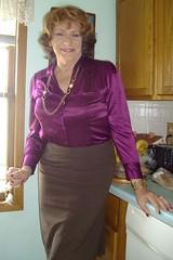 Laurette Victoria (Laurette Victoria) Tags: wisconsin auburn blouse milwaukee laurette pencilskirt laurettevictoria