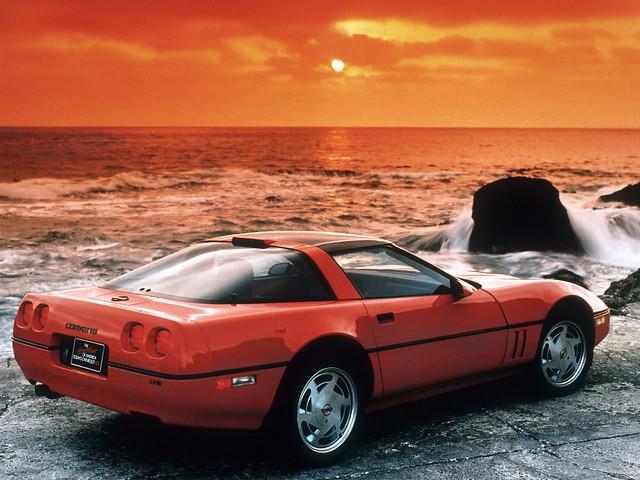 chevrolet corvette 1990 zr1