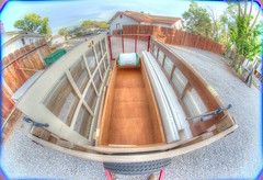 A Hoardin' We Will Go! (Just Have been?) (Darron Birgenheier) Tags: yard liberty freedom mod dof fences wideangle depthoffield hoarding nv falcon depression fieldofview polar modificatio
