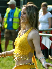 Syren Alternative Belly Dancers - Lechlade 2012 (griffp) Tags: bellydancing dancing bellydancers dancers lechlade festival 2012 lechladefestival2012 bellydancer dancer mirage syren belly dance bellydance sony a390 tamron 18200mm woman female sarah