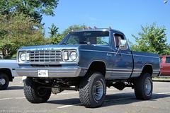 1977 Dodge Power Wagon (Walt_Felix) Tags: connecticut ct dodge 1977 vernon powerwagon 27thannualchryslerconventionvernon 27annualchryslerconvention