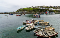 Dingies - Megavissey, Cornwall, England, UK (Paul Diming) Tags: uk greatbritain england landscape spring cornwall unitedkingdom dingy fishingvillage mevagissey dingies mevagisseycornwall d7000 mevagisseyuk pauldiming mevagisseycornwallengland mevagisseyengland