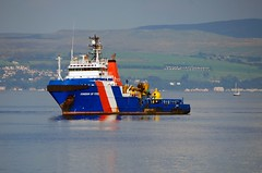 (zak355) Tags: clyde ship vessel kingdomoffife rothesay workboat isleofbute serco