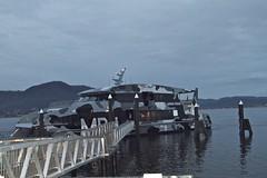 MONA ROMA Berth Tasmania (maginoz1) Tags: bridge june canon australia mona tasmania hobart 2013 fatcar