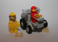 NCS Rover (Captain Moebius) Tags: lego suspension space rover minifig ncs