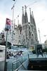 IMG_1411a (Zuania Muñiz) Tags: barcelona street city building church architecture subway temple spain construction europe metro entrance sagradafamilia metropolitan holyfamily sacredfamily