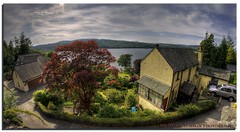 Lake District (Muzammil (Moz)) Tags: england lakedistrict fisheyelens southlakes canon60d muzammilhussain afraazhussain