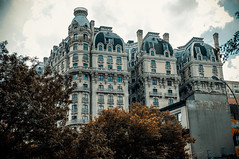 The Ansonia, Broadway & 73rd Street, Upper West Side, Manhattan (Jeffrey) Tags: nyc newyorkcity summer favorite newyork building architecture buildings apartments manhattan landmarks favorites landmark condo upperwestside condominiums uws ansonia ansoniahotel theansonia 2013