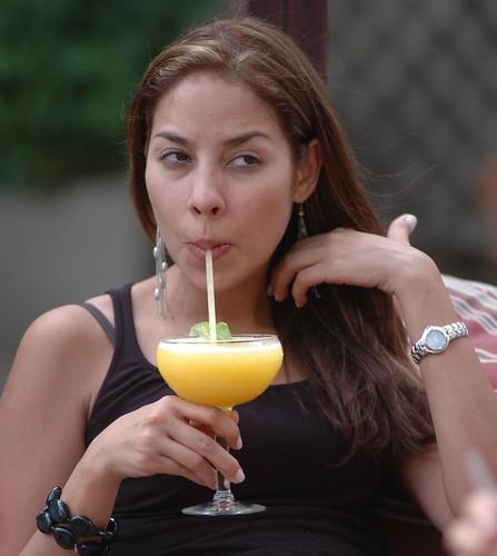 women drinking 56