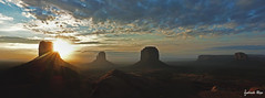 Dawn (TalesAllAroundtheWorld) Tags: sunrise monumentvalley