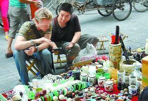 北京潘家园:鬼市和淘客