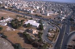 Qasr Nuweijis (APAAME) Tags: flight1 flying2006 jadis2315089 megaj2658 mausoleum nuwayjis nuweijees nuweijis scannedfromslide aerialarchaeology aerialphotography middleeast airphoto archaeology ancienthistory