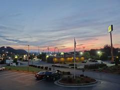 Days Inn Sunset 9 (DieselDucy) Tags: sunset urban signs westvirginia princeton 2013 daysinnprinceton