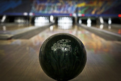 cosmic bowling... at Brunswick Bowl, Upland, CA (BobbyOlilangPhotography) Tags: ca sport night fun alley bowling cosmic upland canon50mm18 brunswickbowl bobbyolilangphotography bowlingforfreedom