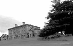 Cusworth Hall B&W (laufar1) Tags: blackandwhite bw museum canon victorianhouse cusworth cusworthhall