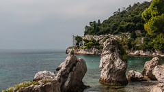Miramare Park (TheSpaceWalker) Tags: ocean blue sea summer sky italy castle 35mm lens photography prime photo nikon italia pic nikkor castello trieste adriatic miramare triest d300 miramarepark parcodimiramare thespacewalker