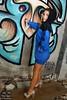 Chica Mala... (kiiiwiii) Tags: girl canon graffiti model chica tag bad modelo 7d tacones mala kiiiwiii