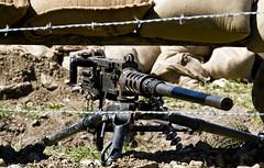 Browning MG (bernd langhardt) Tags: ww2 panzer waffen normandi