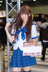 DENGEKI Girls! -DENGEKI Autumn Festival 2013 (Akihabara, Tokyo, Japan) (t-mizo) Tags: girls portrait woman girl japan canon person tokyo women cosplay sigma showgirl   akihabara cosplayer akiba companion lr chiyodaku lightroom    sigma50mm chiyoda    campaigngirl kadokawa   dengeki lr4    sigma50  sigma5014 sigma50mmf14  sigma50mmf14exdghsm sigma50exdg sigma50mmf14exdg sigma50f14 eos60d sigma50mmhsm   bellesalle sigma50mmf14dgex  lightroom4 bellesalleakihabara   2013 dengekiautumnfesitival