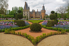 Château de MAINTENON XIIIe -XVe- XVIe-XVIIe-XIXe s. (jmsatto) Tags: jardin chateau maintenon eureetloir