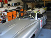 06 Mercedes 190SL große Persenning Einzelanfertigung sis 01