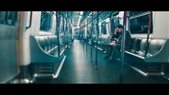 Tsuen Wan Line - MTR (M. Kafka) Tags: china city travel vacation cinema topf25 fog canon movie underground temple persona hongkong eos michael metro bokeh harbour candid widescreen ngc railway 24mm  kafka cinematic kowloon tamron soe deserted f28 notripod hongkongisland artland 219 lightroom mtr anamorphic 6d victoriaharbour centraldistrict wideopen cec cinemascope iso160 colortones tsuenwanline tamron2470 235100 canoneos6d yourbestoftoday tamronsp2470mmf28divcusd tamron2470f28vc michaelkafka