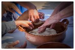 Helping Hands (elaine_calvert) Tags: hands days mission lompoc lapurisma