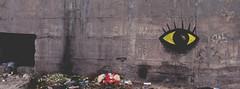 (humanidad) (Felipe Smides) Tags: streetart argentina calle mural ruina mendoza vida basura pintura muralismo smides felipesmides angeloescobar