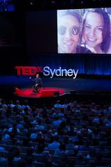 Dylan Alcott   TEDxSydney 2015 (TEDxSydney) Tags: ted sydney australia nsw speaker venue sydneyoperahouse concerthall session1 tedx tedxsydney tedxsydney2015 dylanalcott